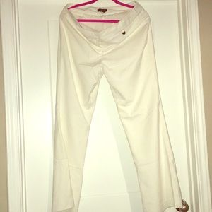 Pants - White New York and company size 12 dress pant